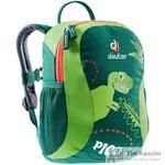 Рюкзак Deuter Pico зеленый 28х19х12 см