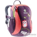Рюкзак Deuter Pico фиолетовый 28х19х12 см