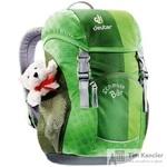 Рюкзак Deuter Schmusebar зеленый 34х20х16 см
