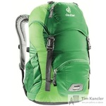 Рюкзак Deuter Junior зеленый 24х43х19 см