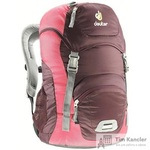 Рюкзак Deuter Junior бордовый 24х43х19 см