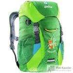 Рюкзак Deuter Waldfuchs зеленый 24х35х15 см