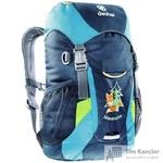 Рюкзак Deuter Waldfuchs синий/бирюзовый 24х35х15 см