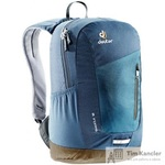 Рюкзак Deuter Stepout 12 синий 21х24х14 см