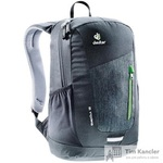 Рюкзак Deuter Stepout 12 серый 21х24х14 см