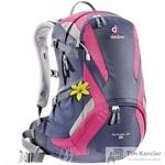 Рюкзак Deuter Futura 20 Sl фиолетовый/розовый 48х30х19 см