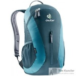 Рюкзак Deuter City Light синий 45х24х17 см