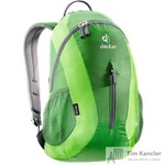 Рюкзак Deuter City Light зеленый 45х24х17 см