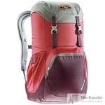 Рюкзак Deuter Walker 20 красный 48х28х21 см