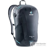 Рюкзак Deuter Speed Lite 16 черный 43х23х16 см