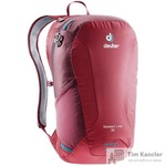 Рюкзак Deuter Speed Lite 16 красный 43х23х16 см