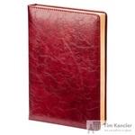 Ежедневник датированный на 2019 год InFolio Challenge искусственная кожа А5 176 листов бордовый (140x200 мм)