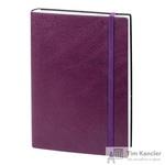 Ежедневник датированный на 2019 год InFolio Prime искусственная кожа A5 176 листов фиолетовый (140х200 мм)