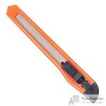 Нож канцелярский 9 мм с фиксатором