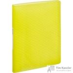 Папка файловая на 40 файлов Esselte Colour'Ice желтая