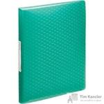 Папка файловая на 80 файлов Esselte Colour'Ice зеленая