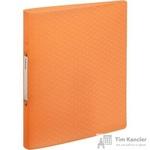 Папка на 2-х кольцах Esselte Colour'Ice пластиковая 25 мм оранжевая
