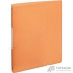 Папка на 4-х кольцах Esselte Colour'Ice пластиковая 25 мм оранжевая