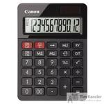 Калькулятор настольный Canon AS-130 12-разрядный черный