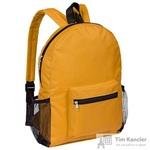 Рюкзак Unit Easy желтый