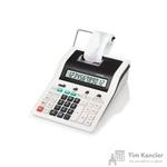 Калькулятор Citizen CX123N с печатающим устройством белый