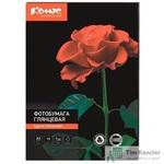 Фотобумага для цветной струйной печати Комус Glossy Premuim (глянцевая, А3, 240 г/кв.м, 15 листов)