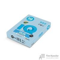 Бумага цветная для офисной техники IQ Color голубой лед OBL70 (А4, 80 г/кв.м, 500 листов)