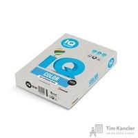 Бумага цветная для офисной техники IQ Color серая GR21 (А4, 80 г/кв.м, 500 листов)