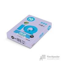 Бумага цветная для офисной техники IQ Color бледно-лиловая LA12 (А4, 80 г/кв.м, 500 листов)