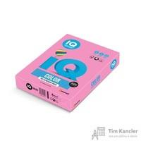 Бумага цветная для офисной техники IQ Color розовая неоновая NEOPI (А4, 80 г/кв.м, 500 листов)
