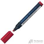 Маркер для досок Schneider красный (толщина линии 2 мм)
