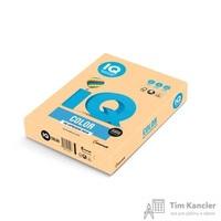 Бумага цветная для офисной техники IQ Color золотистая GO22 (А4, 160 г/кв.м, 250 листов)