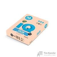 Бумага цветная для офисной техники IQ Color темно-кремовая SA24 (А4, 160 г/кв.м, 250 листов)