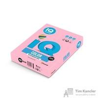 Бумага цветная для офисной техники IQ Color розовый фламинго OP174 (А4, 160 г/кв.м,о, 250 листов)