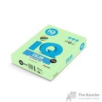 Бумага цветная для офисной техники IQ Color зеленая MG28 (А4, 160 г/кв.м, 250 листов)