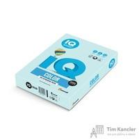 Бумага цветная для офисной техники IQ Color светло-голубая BL29 (А4, 160 г/кв.м, 250 листов)