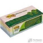 Стикеры Post-it Original 38x51 мм пастельные 4 цвета (12 блоков по 100 листов)