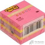 Стикеры Post-it Original Осень 51х51 мм неоновые 3 цвета (1 блок, 400 листов)