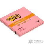 Стикеры Post-it Original Клубничная радуга 76x76 мм неоновые 4 цвета (1 блок, 100 листов)