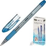 Ручка гелевая Attache Selection Aurora синяя (толщина линии 0.5 мм)