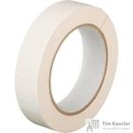Клейкая лента стягивающая Unibob белая 25 мм x 66 м толщина 70 мкм