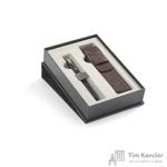 Подарочный набор Parker Sonnet Black CT (перьевая ручка, чехол)