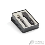 Подарочный набор Parker Sonnet Black GT (перьевая ручка, чехол)
