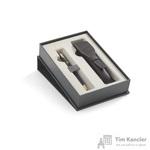 Подарочный набор Parker Sonnet Black GT (шариковая ручка, чехол)