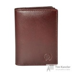 Визитница карманная Cross Vachetta New на 60 визиток из натуральной кожи коричневого цвета (AC1208387 1-25)