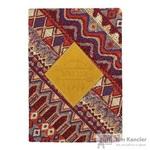 Ежедневник недатированный InFolio текстиль А5 160 листов комбинированный (140х200 мм)