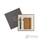 Подарочный набор Parker Urban Ebony (перьевая ручка, блокнот)