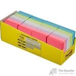 Стикеры Post-it Original Конфетти 51x76 мм пастельные 8 цветов (33 блока по 100 листов)