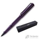 Роллер Lamy 373 Safari M63 цвет чернил черный цвет корпуса фиолетовый (артикул производителя 4030447)