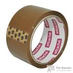Клейкая лента упаковочная Attache коричневая 50 мм x 50 м толщина 40 мкм